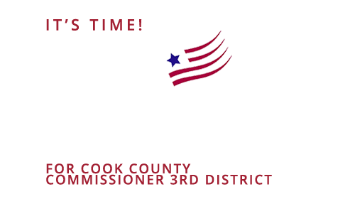 BILL LOWRY FOR COOK COUNTY COMMISSIONER, 3RD DISTRICT